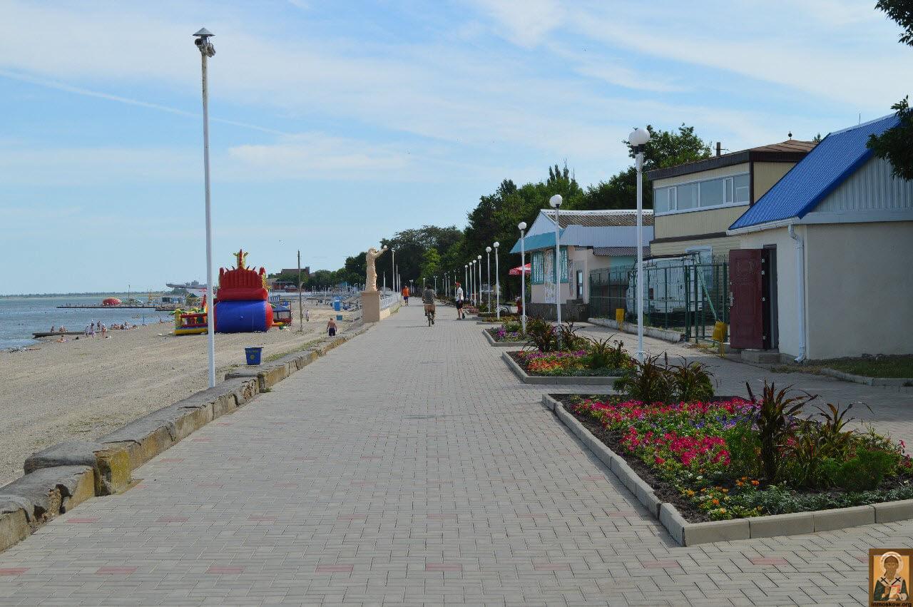 Пляжи на Черном море. Пляжи в Крыму. Пляжи Азовского моря 2
