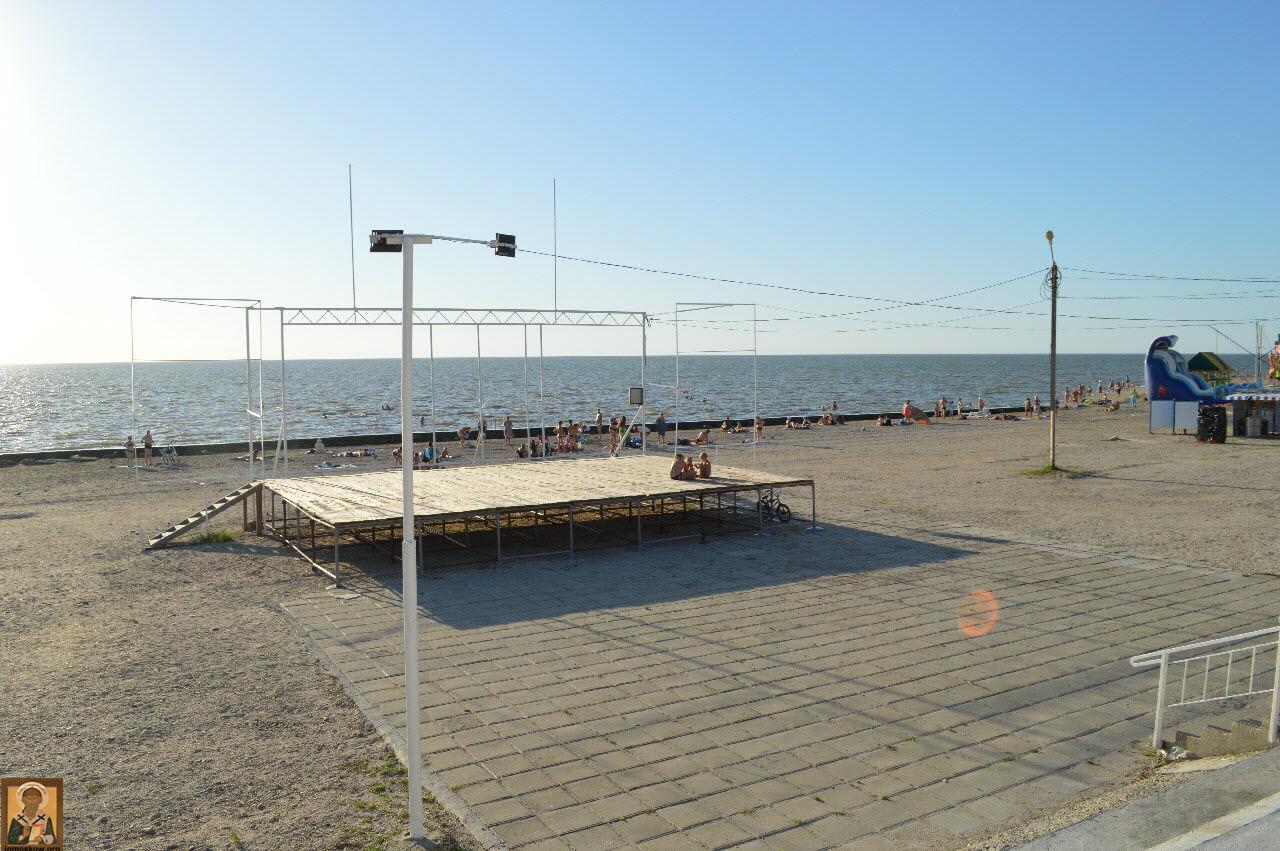 Пляжи на Черном море. Пляжи в Крыму. Пляжи Азовского моря 39