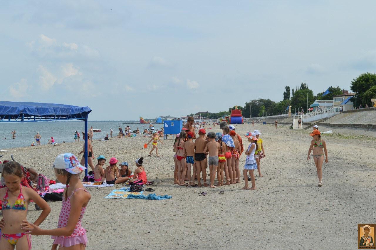 Пляжи на Черном море. Пляжи в Крыму. Пляжи Азовского моря 84