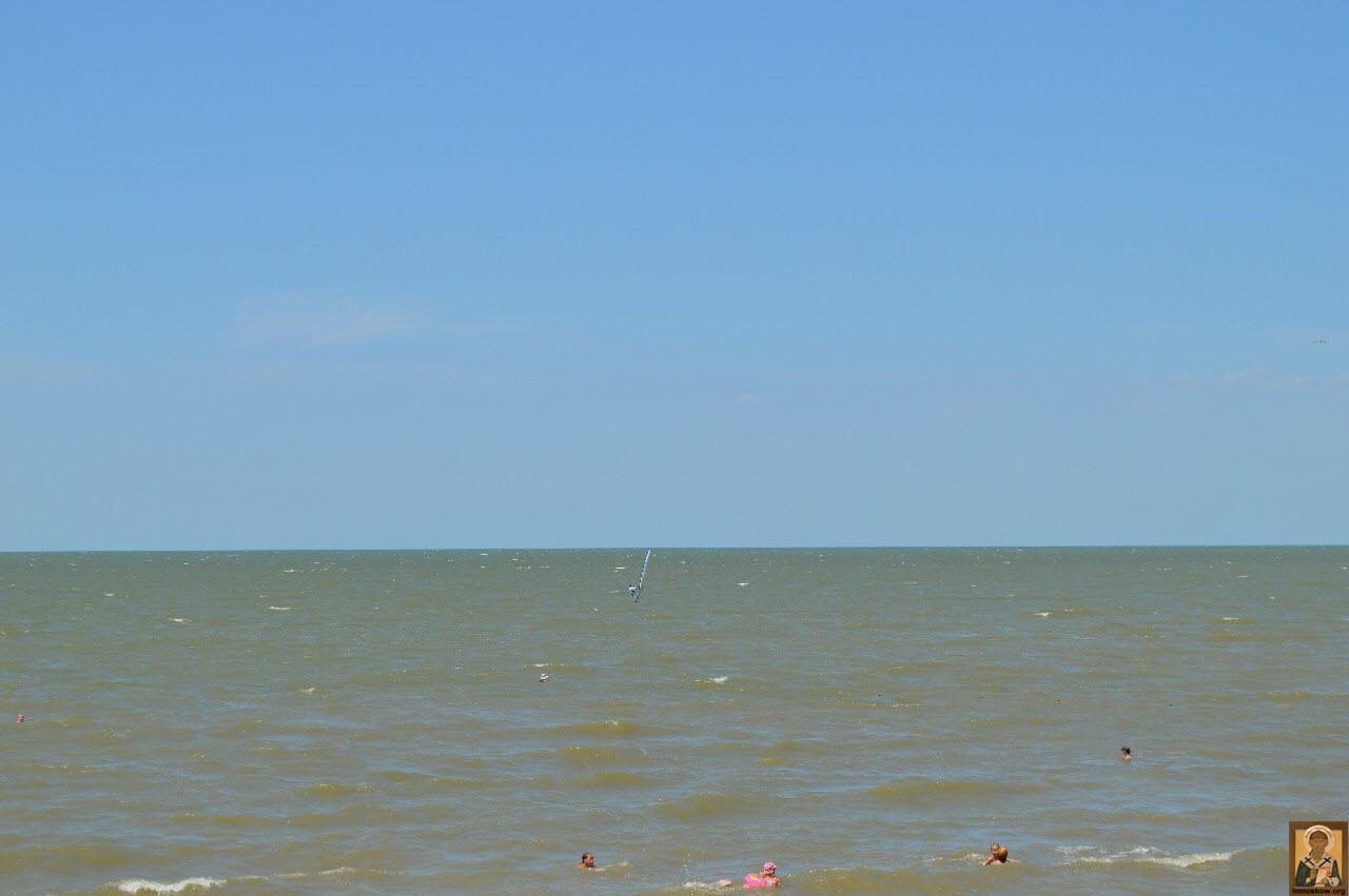 Пляжи на Черном море. Пляжи в Крыму. Пляжи Азовского моря 97